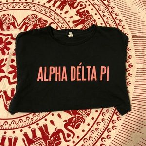 Tops - Beyoncé Inspired Alpha Delta Pi Sorority Shirt
